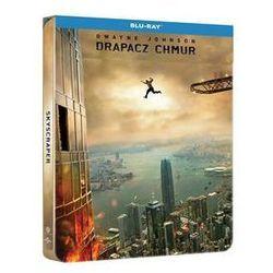 Drapacz chmur (Steelbook) Blu ray. Darmowy odbiór w niemal 100 księgarniach!