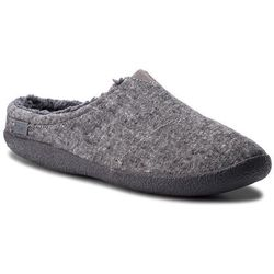 Kapcie TOMS - Berkeley 10009117 Grey Slub