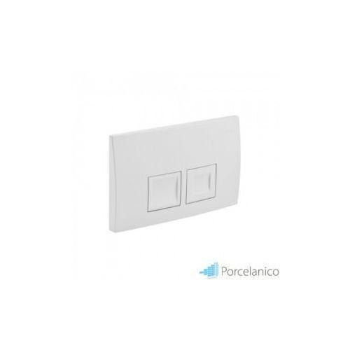 delta 50 - przycisk spłukujący biały 115.135.11.1 marki Geberit