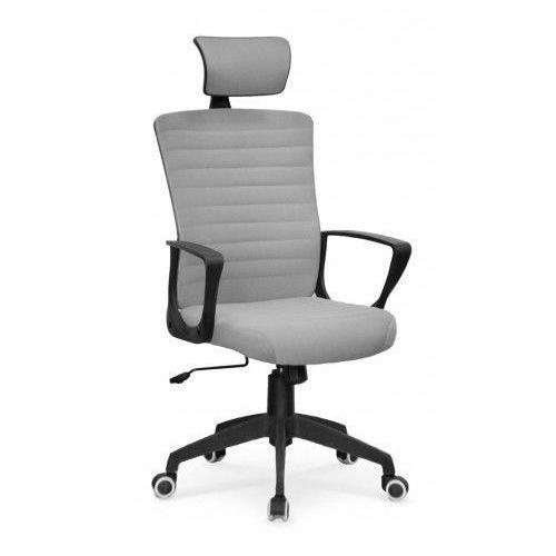 Fotele i krzesła biurowe, Ergonomiczny fotel obrotowy Argon - popielaty