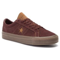 Tenisówki CONVERSE - One Star Pro Ox Ba 164135C Barkroot Brown/Ale