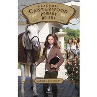 Literatura młodzieżowa, Akademia Canterwood 16 Powrót do gry (opr. miękka)