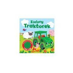 Zielony Traktorek