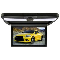 """Monitory samochodowe, NVOX VRF1015 BL Monitor samochodowy podwieszany podsufitowy LCD 10"""" cali AV SD 12V"""