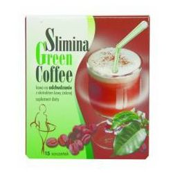 SLIMINA GREEN COFFEE 15 SASZETEK