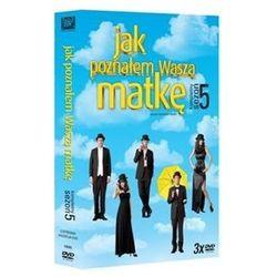 Jak Poznałem Waszą Matkę sezon 5 (DVD) - Pamela Fryman, Rob Greenberg