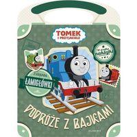 Książki dla dzieci, Tomek i przyjaciele Podróże z bajkami (opr. broszurowa)