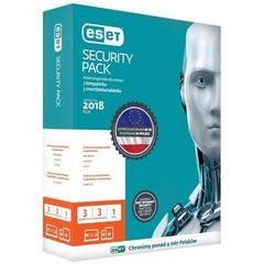 ESET Security Pack 3 PC + 3 smartfony 2 lata BOX (ESP-N3D2Y) Szybka dostawa! Darmowy odbiór w 20 miastach!
