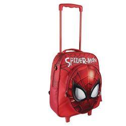 Spiderman walizka plecak na kółkach 41 cm