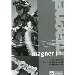 Magnet 1 Język niemiecki Książka ćwiczeń - LektorKlett (opr. miękka)