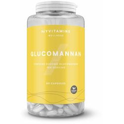 Błonnik z Glukomannanu - 90Kapsułki - Bez smaku
