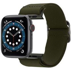 Pasek Spigen Fit Lite do Apple Watch 2 / 3 / 4 / 5 / 6 / SE (42/44mm) Khaki