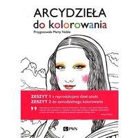Hobby i poradniki, Arcydzieła do kolorowania - Marty Noble (opr. miękka)