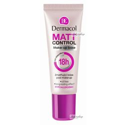 Dermacol Matt Control MakeUp Base 20ml W Baza pod podkład
