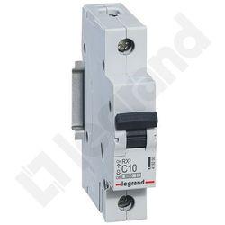 Legrand RX3 Wyłącznik nadprądowy 1P C10 419200