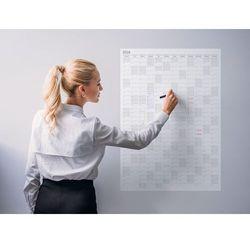 Planer kalendarz ścienny 2018 samoprzylepny suchościeralny 70x100 B1