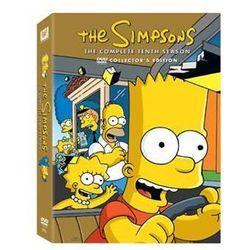SIMPSONOWIE SEZON 10 - DVD