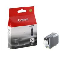 Tusze do drukarek, CANON PGI-5BK ink black 26ml blister for iP5200