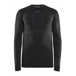 Craft koszulka męska Active Intensity Ls czarna M