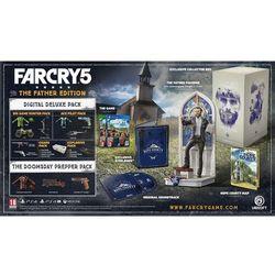 Ubisoft gra Far Cry 5 - The Father Edition na konsolę Play Station 4 - BEZPŁATNY ODBIÓR: WROCŁAW!