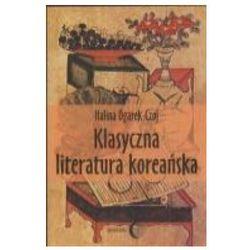 Klasyczna literatura koreańska. Darmowy odbiór w niemal 100 księgarniach! (opr. miękka)