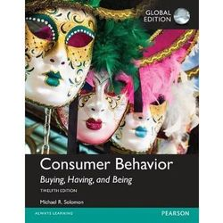 Consumer Behavior: Buying, Having, and Being plus MyMarketingLab with Pearson eText, Global Edition (opr. miękka)