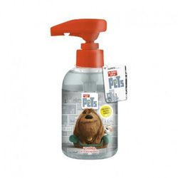 The Secret Life Of Pets Talking Hand Wash mydło w płynie z dźwiękiem 250ml