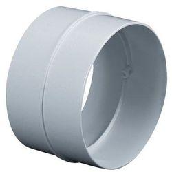 Łącznik nypel kanału wentylacyjnego okrągłego ABS Awenta KO125-21 - DN 125