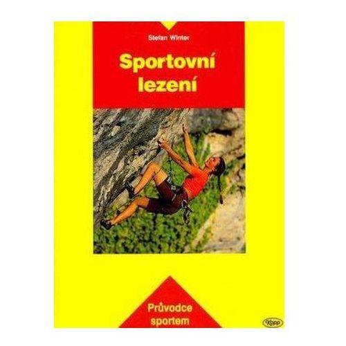 Książki sportowe, Sportovní lezení Stefan Winter