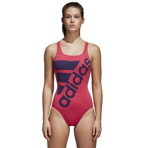 Stroje kąpielowe, Strój do pływania adidas graphic performance CV3660