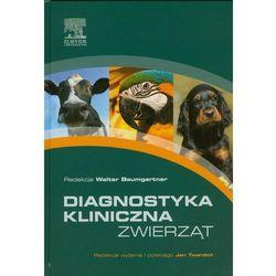Diagnostyka kliniczna zwierząt (opr. twarda)