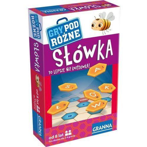 Gry dla dzieci, Gra GRANNA Mini Słówka