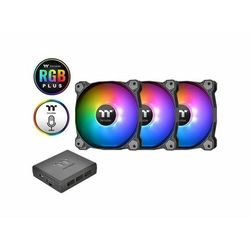 THERMALTAKE Pure 14 RGB Plus TT Premium Edition 3 szt. CL-F064-PL14SW-A