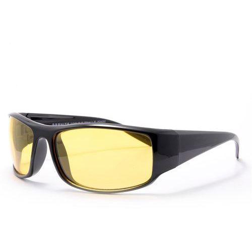 Pozostałe okulary i soczewki, Sportowe okulary przeciwsłoneczne Granite Sport 8 Polarized, Czarno-szary