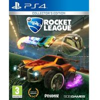 Gry PS4, Rocket League Collector's Edition (PS4)