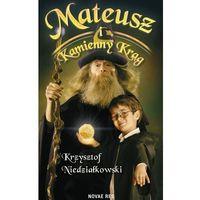 Książki dla dzieci, Mateusz i kamienny krąg - Dostawa 0 zł (opr. miękka)