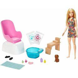 Mattel zestaw do zabawy Barbie Manicure/Pedicure