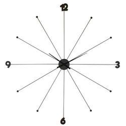 KARE Design :: Zegar Like Umbrella black - Kare design :: Zegar Like Umbrella ||czarny