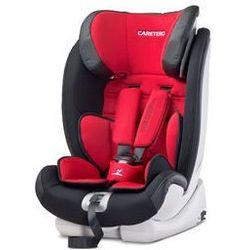 Fotelik samochodowy VolanteFix IsoFix 9-36kg Caretero + GRATIS (czerwony)