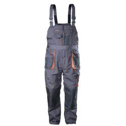 Spodnie ogrodniczki r. ML/52 szare CLASSIC NORDSTAR 2021-08-18T00:00/2021-10-30T23:59