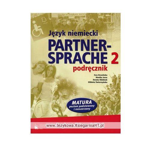 Książki do nauki języka, Partnersprache 2 Podręcznik (opr. miękka)
