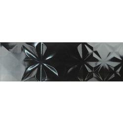 ELEGANZA BLACK SQUARES 25X75 GAT.II-PROMOCJA