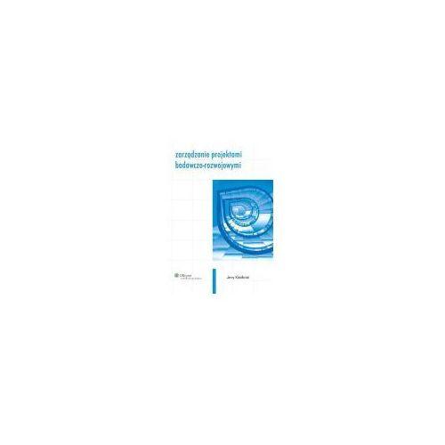 Biblioteka biznesu, Zarządzanie projektami badawczo-rozwojowymi (opr. miękka)