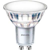Żarówki LED, Żarówka LED 5W (50W) GU10 MR16 4000K neutralna 520lm 120ST PHILIPS 929001297302
