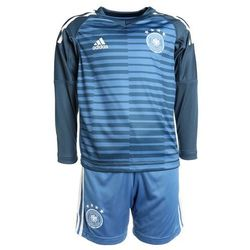 adidas Performance DFB HOME GOALKEEPER MINI SET Krótkie spodenki sportowe traroy/subblue/white
