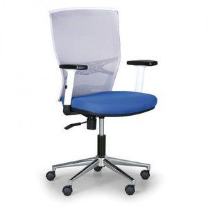 Krzesło biurowe Alta MF, szare   B2B Partner