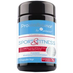 Aliness ProbioBalance SPORT & FITNESS 30mld 30caps