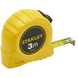 Stanley miara stalowa 3m x 12,7mm obudowa tworzywo