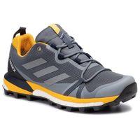Męskie obuwie sportowe, Buty adidas - Terrex Skychaser Lt Gtx GORE-TEX G26507 Onix/Greone/Actgol
