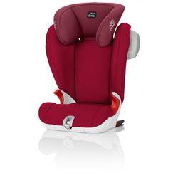 BRITAX RÖMER Fotelik samochodowy Kidfix SL SICT Flame Red - BEZPŁATNY ODBIÓR: WROCŁAW!